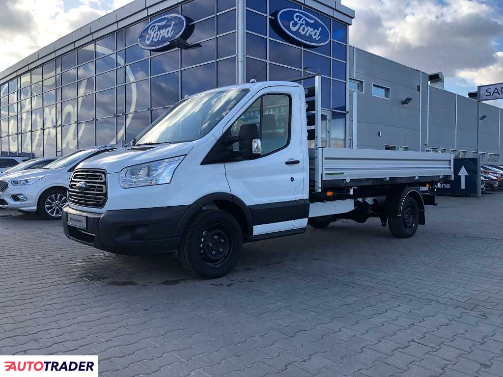 Ford Transit 2019 2.0