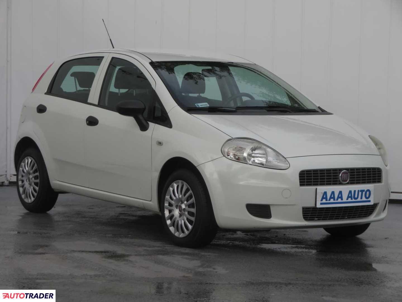 Fiat Grande Punto 2009 1.4 76 KM