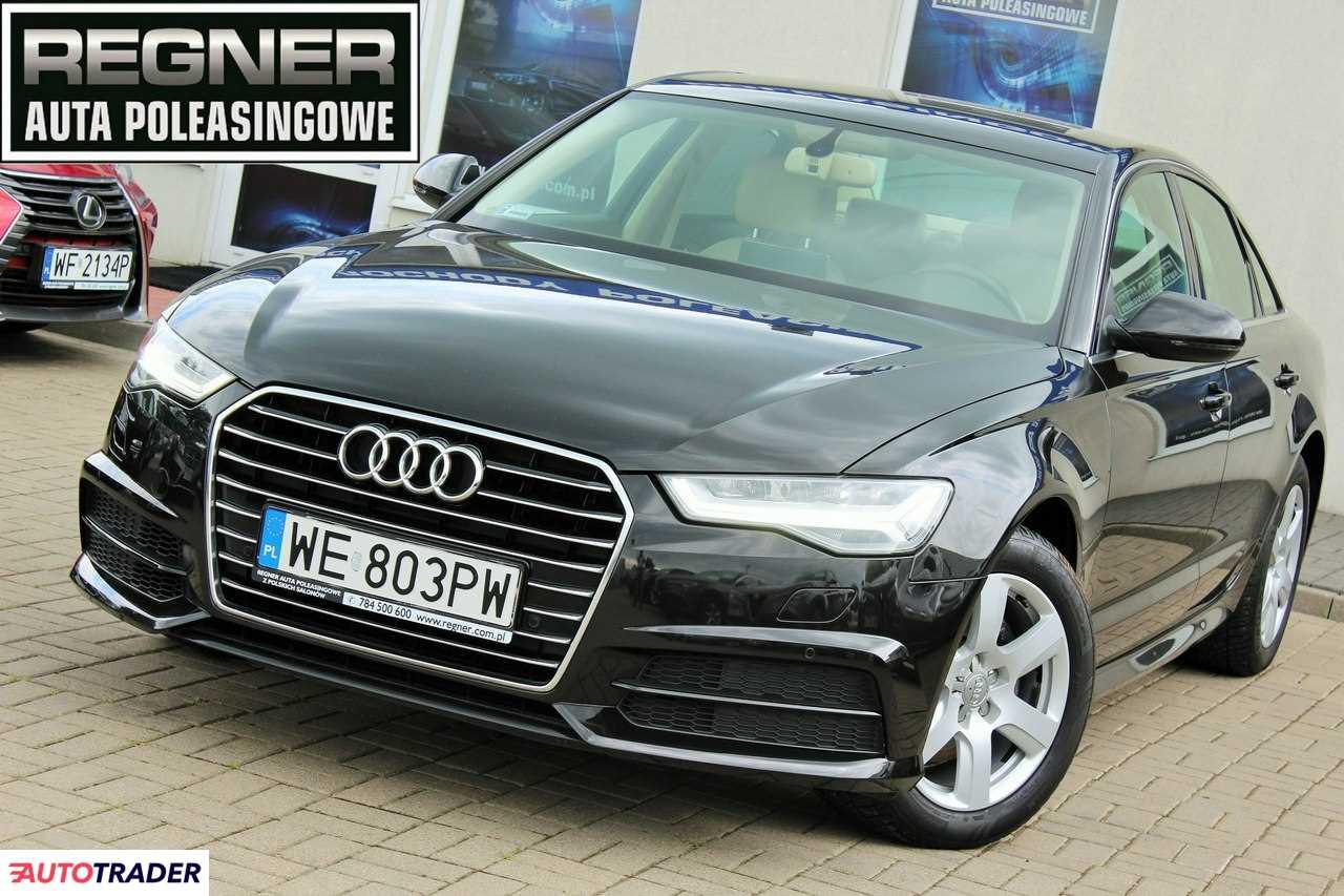 Audi A6 2017 2.0 190 KM