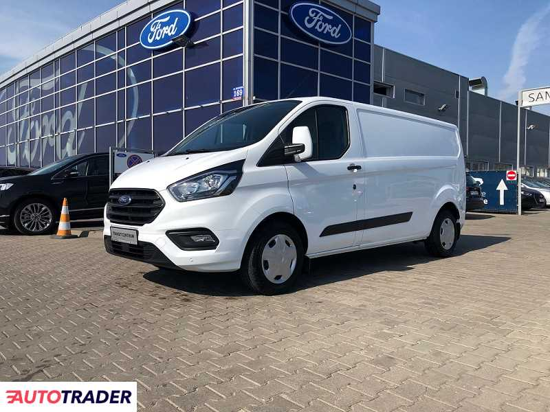 Ford Transit Custom 2021 2.0 130 KM