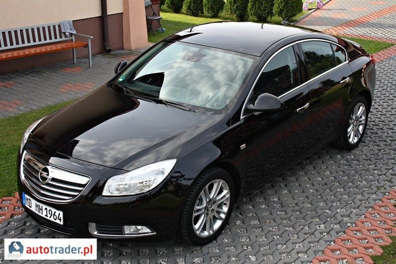opel insignia 2 0 160 km 2010r radom. Black Bedroom Furniture Sets. Home Design Ideas