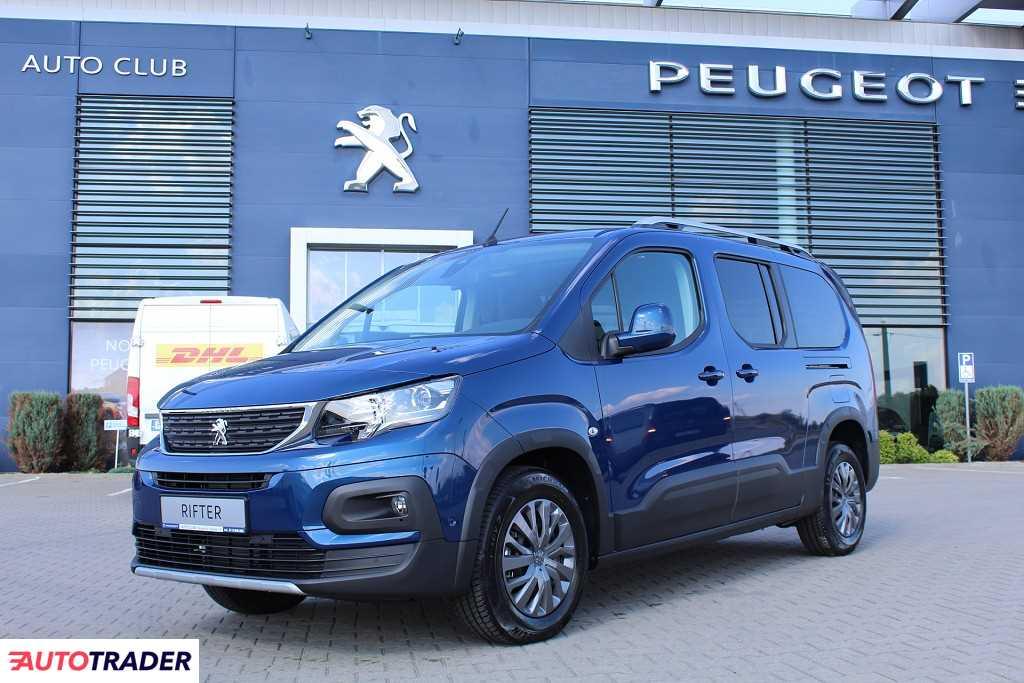 Peugeot Pozostałe 2020 1.5 130 KM