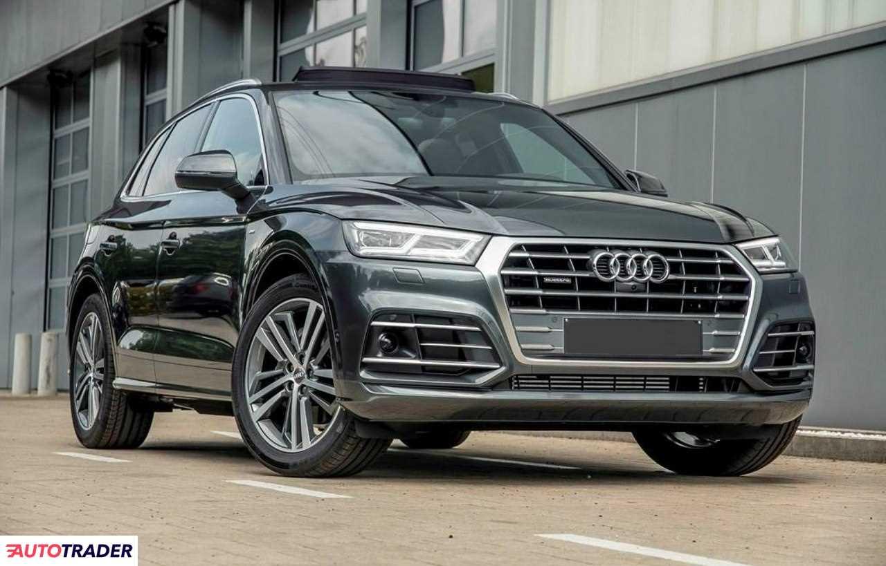 Audi Q5 2020 2.0 163 KM