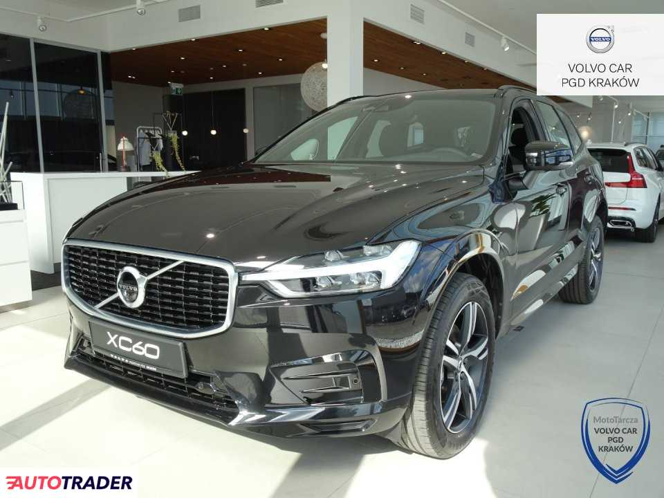 Volvo XC60 2019 2.0 190 KM