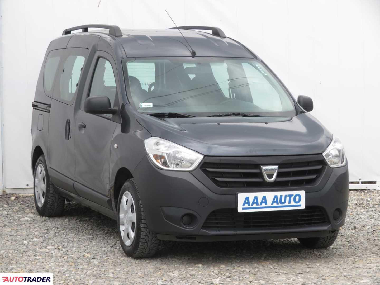 Dacia Dokker 2013 1.6 81 KM