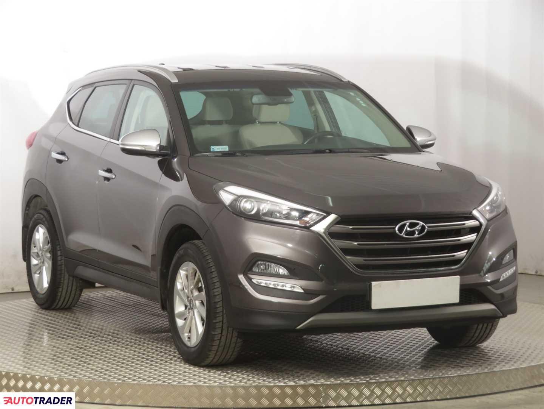 Hyundai Tucson 2017 1.6 130 KM