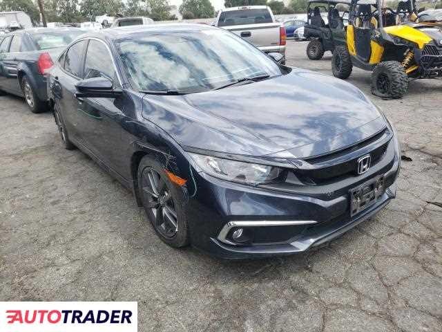 Honda Civic 2019 1