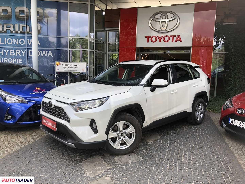 Toyota RAV 4 2019 2.0 173 KM