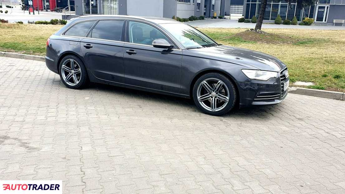 Audi A6 2012 2.0 220 KM