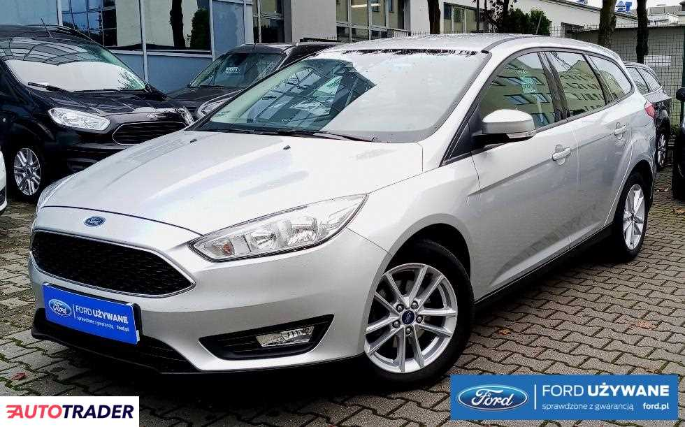 Ford Focus 2018 1.5 120 KM