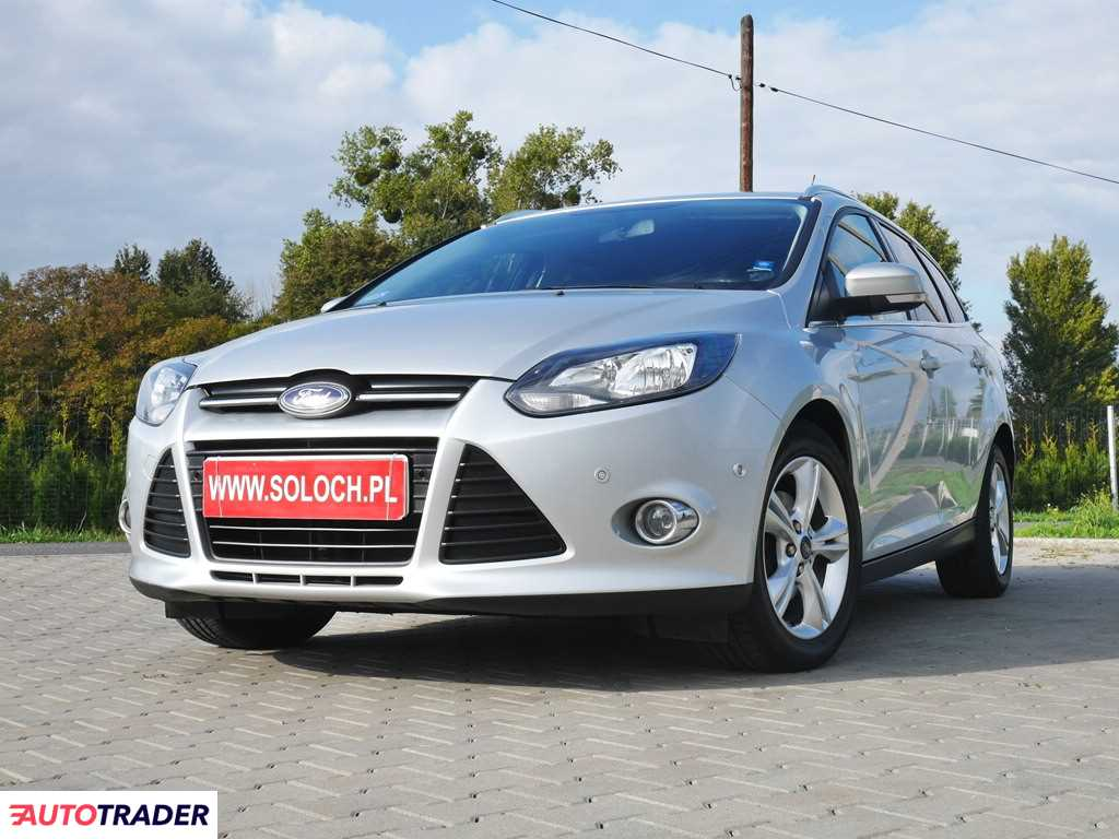Ford Focus 2012 1.6 116 KM