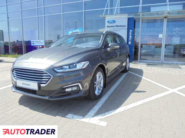 Ford Mondeo 2019 2 187 KM