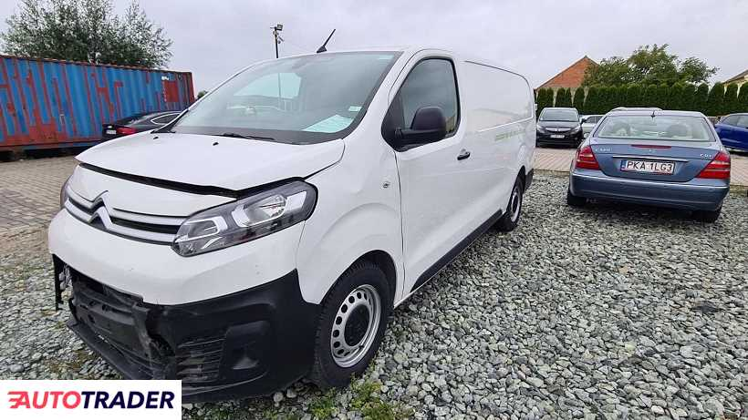 Citroen Jumpy 2019 2.0