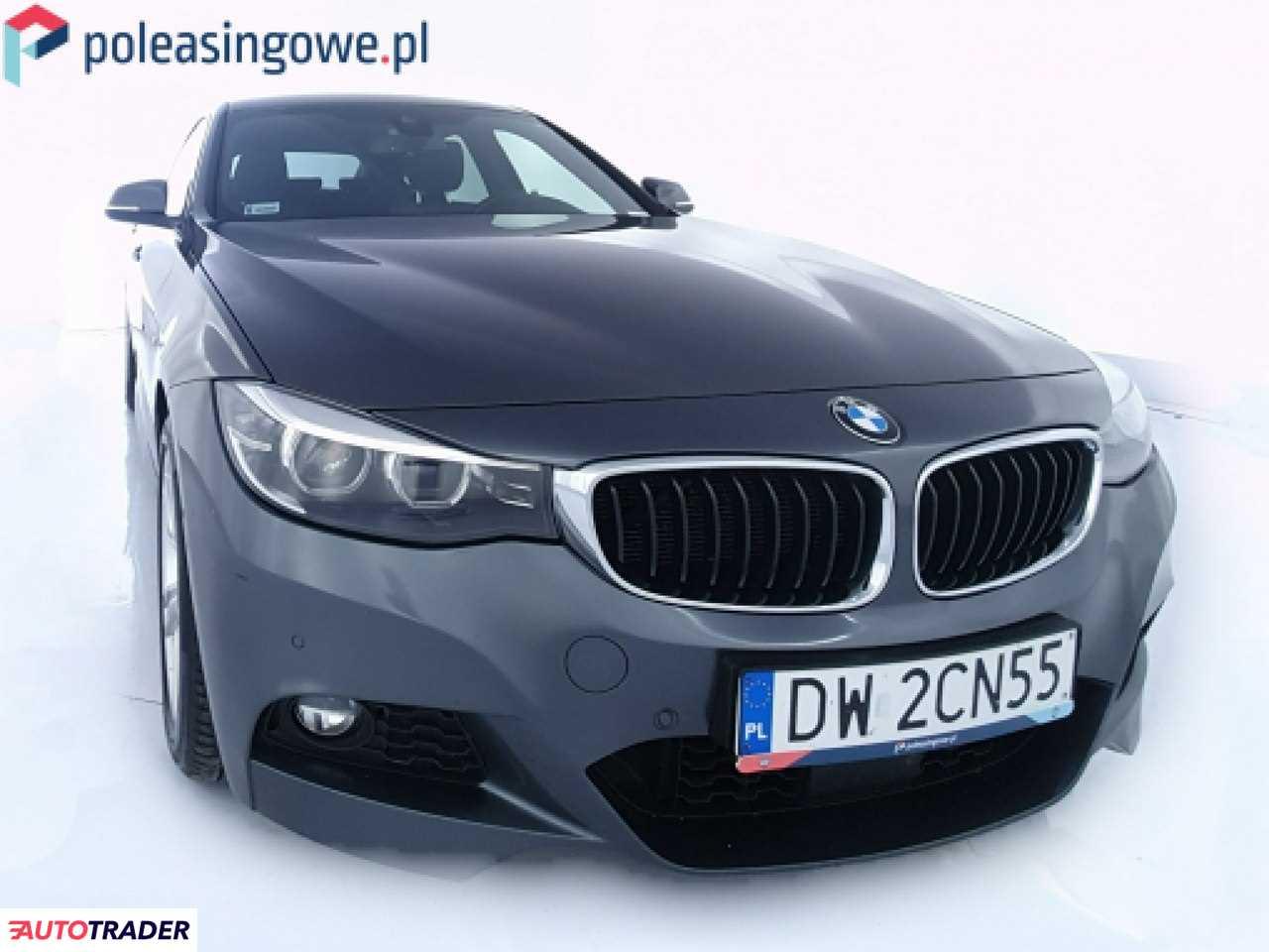 BMW 320 2018 2.0 140 KM