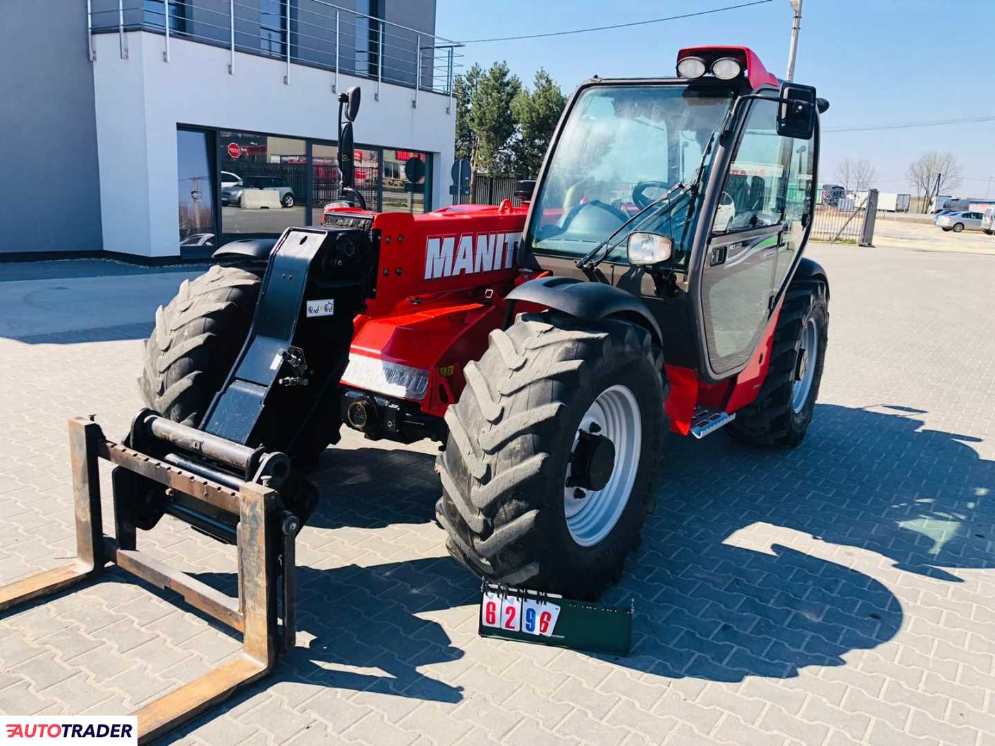MANITOU MLT 735-120 CLASSIC 2014r.