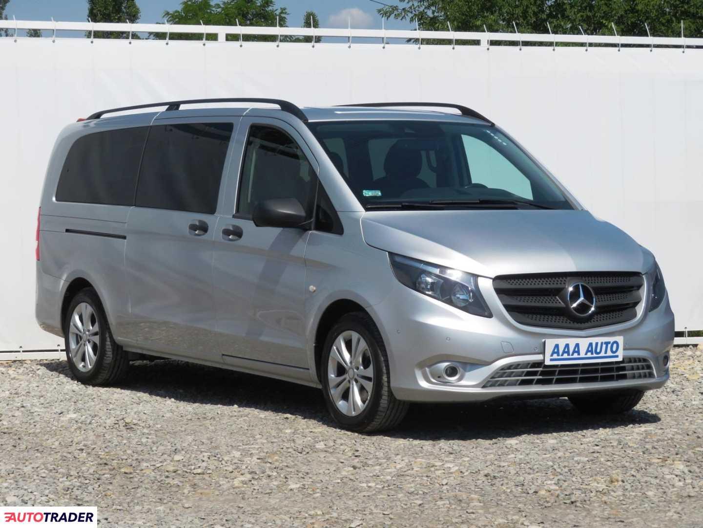 Mercedes Vito 2016 1.6