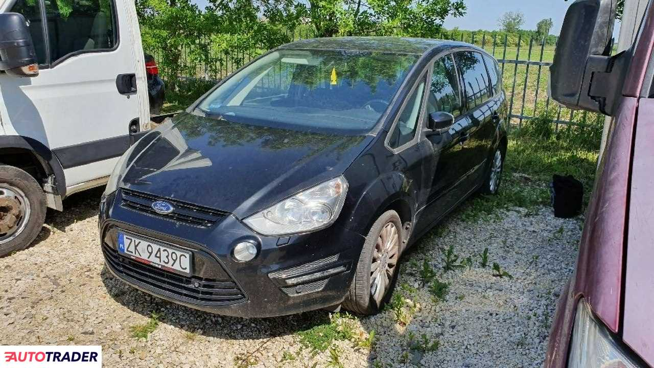 Ford S-Max 2012 2.0 140 KM