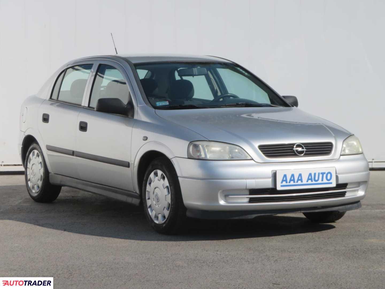 Opel Astra 2005 1.4 88 KM