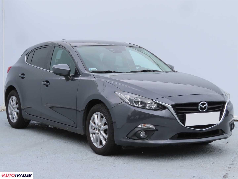 Mazda 3 2014 2.0 162 KM