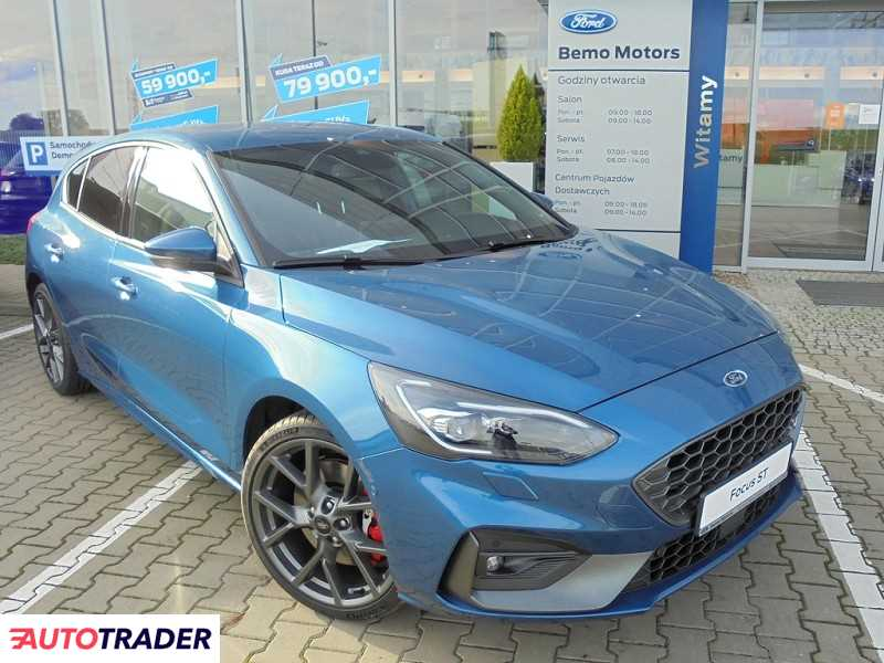 Ford Focus 2019 2.3 280 KM