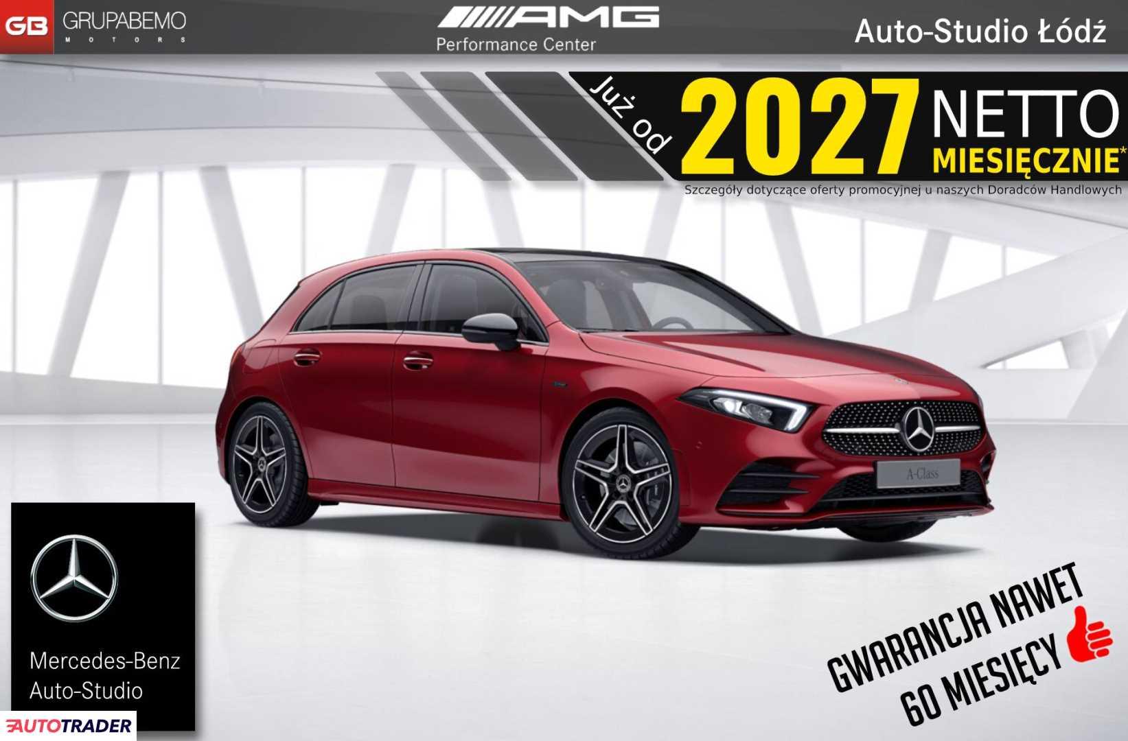 Mercedes A-klasa 2020 1.3 160 KM