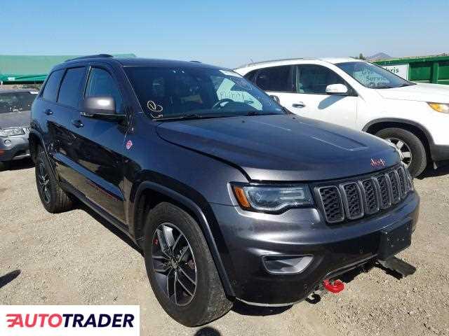 Jeep Grand Cherokee 2017 5
