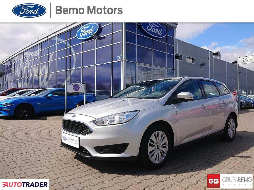 Ford Focus 2017 1.5 120 KM