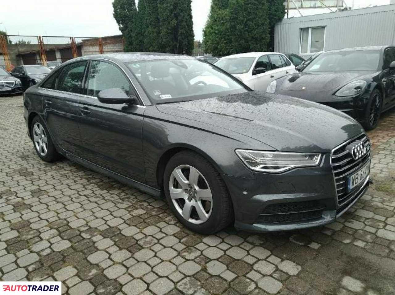 Audi A6 2016 3.0 272 KM