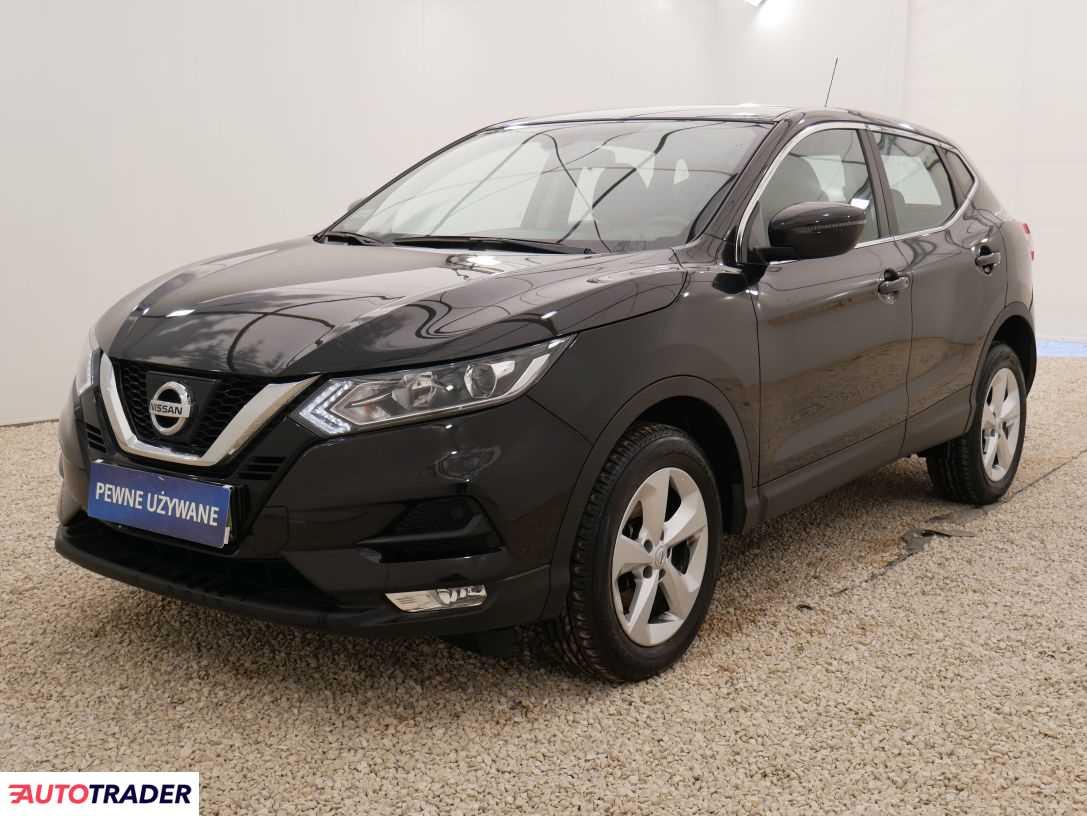 Nissan Qashqai 2017 1.2 115 KM