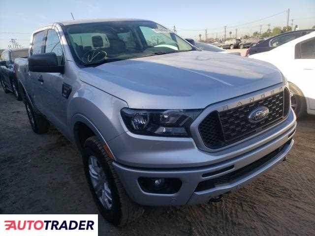 Ford Ranger 2019 2