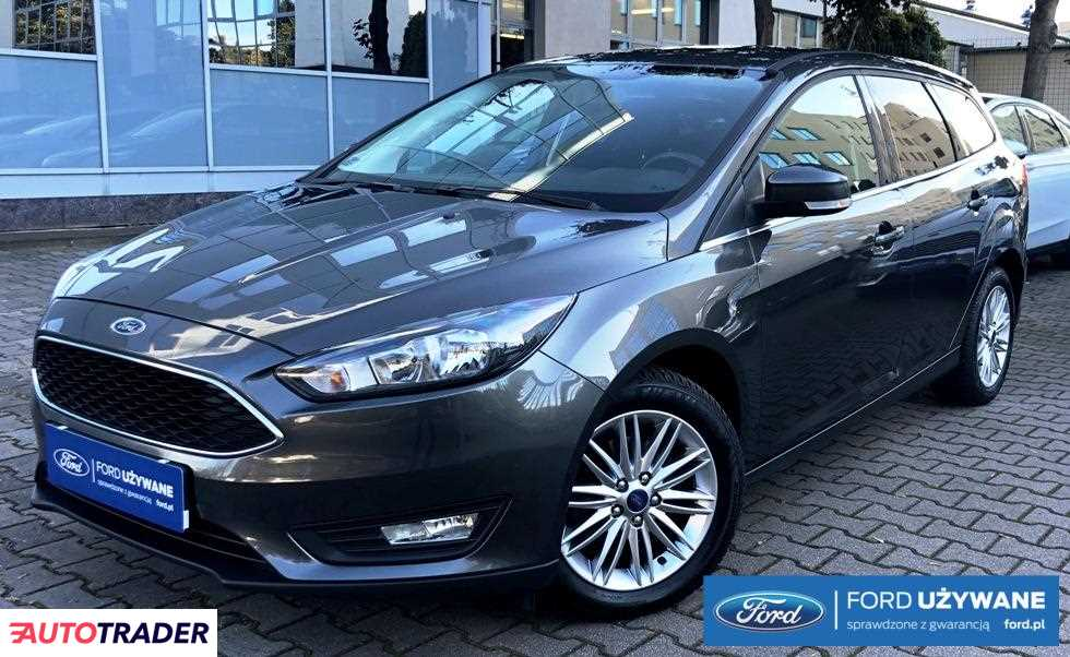 Ford Focus 2018 1.6 125 KM
