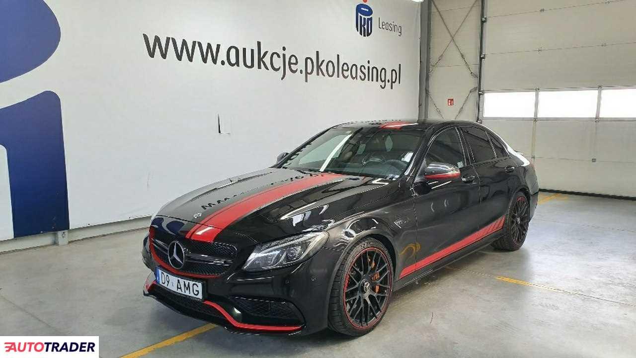 Mercedes GLC 2016 4.0 510 KM