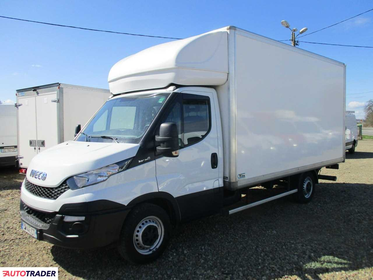 Iveco Daily 2017 2.3