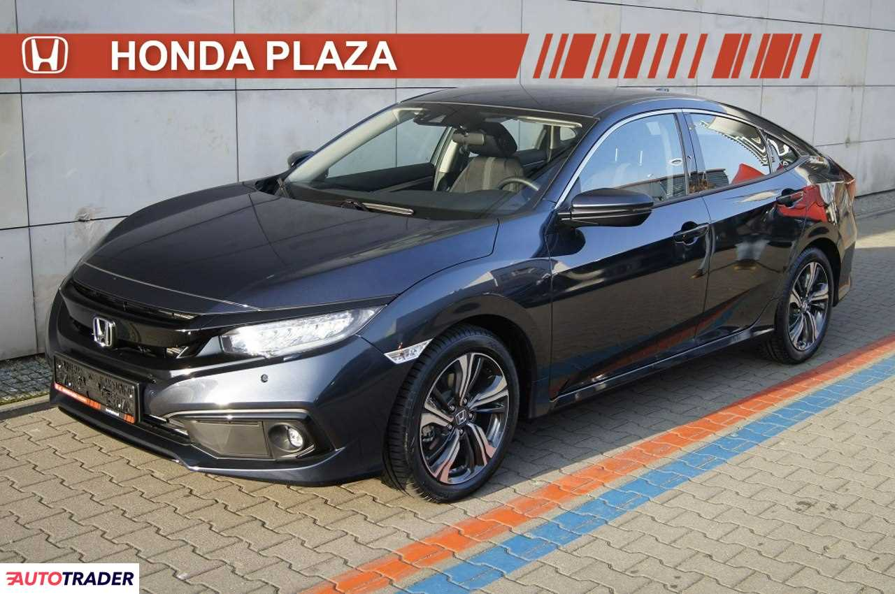Honda Civic 2020 1.5 182 KM