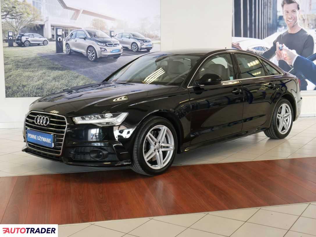 Audi A6 2017 3.0 218 KM