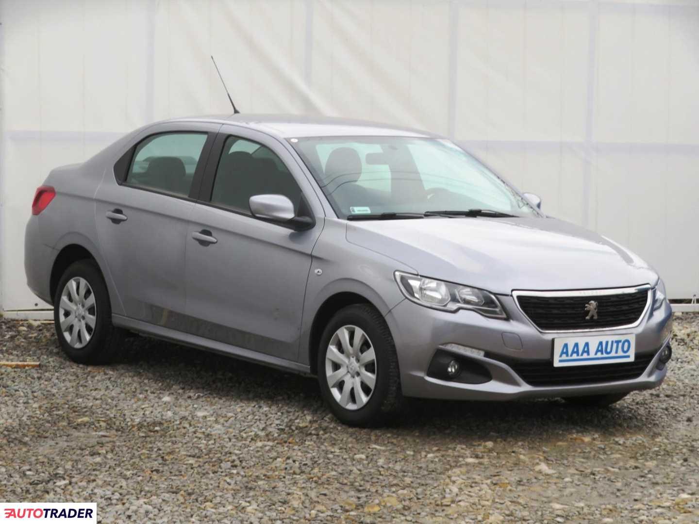 Peugeot 301 2018 1.6 113 KM