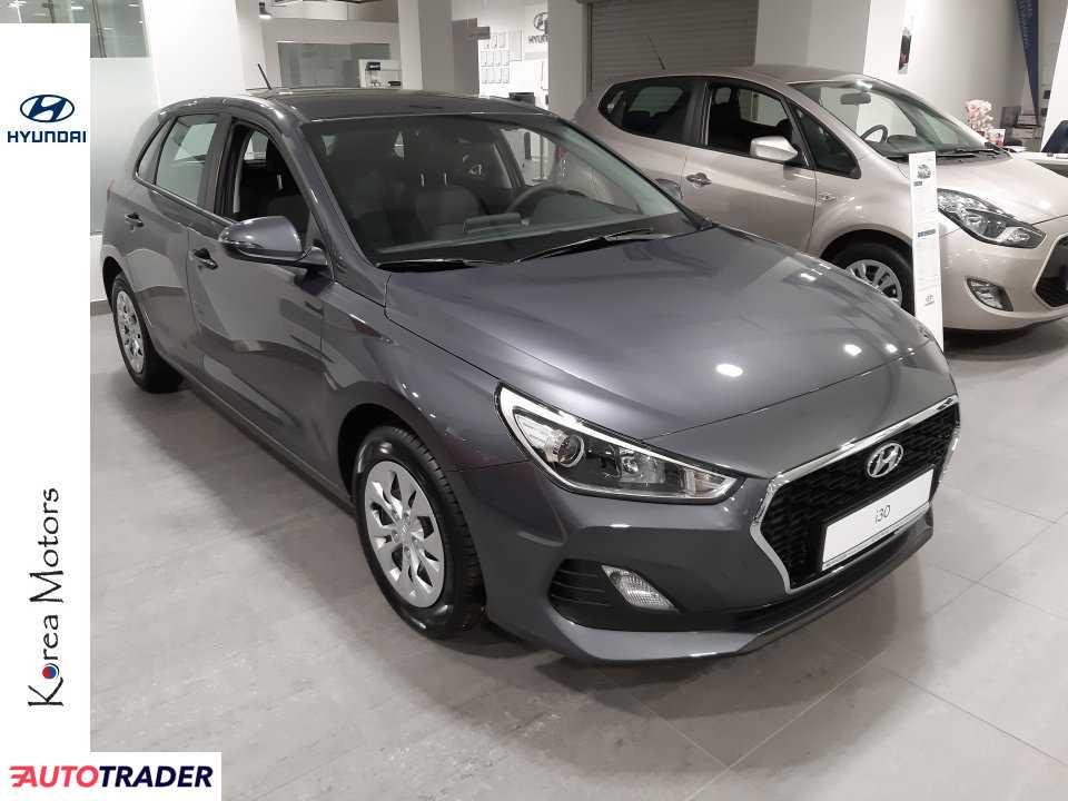 Hyundai i30 2019 1.4 100 KM