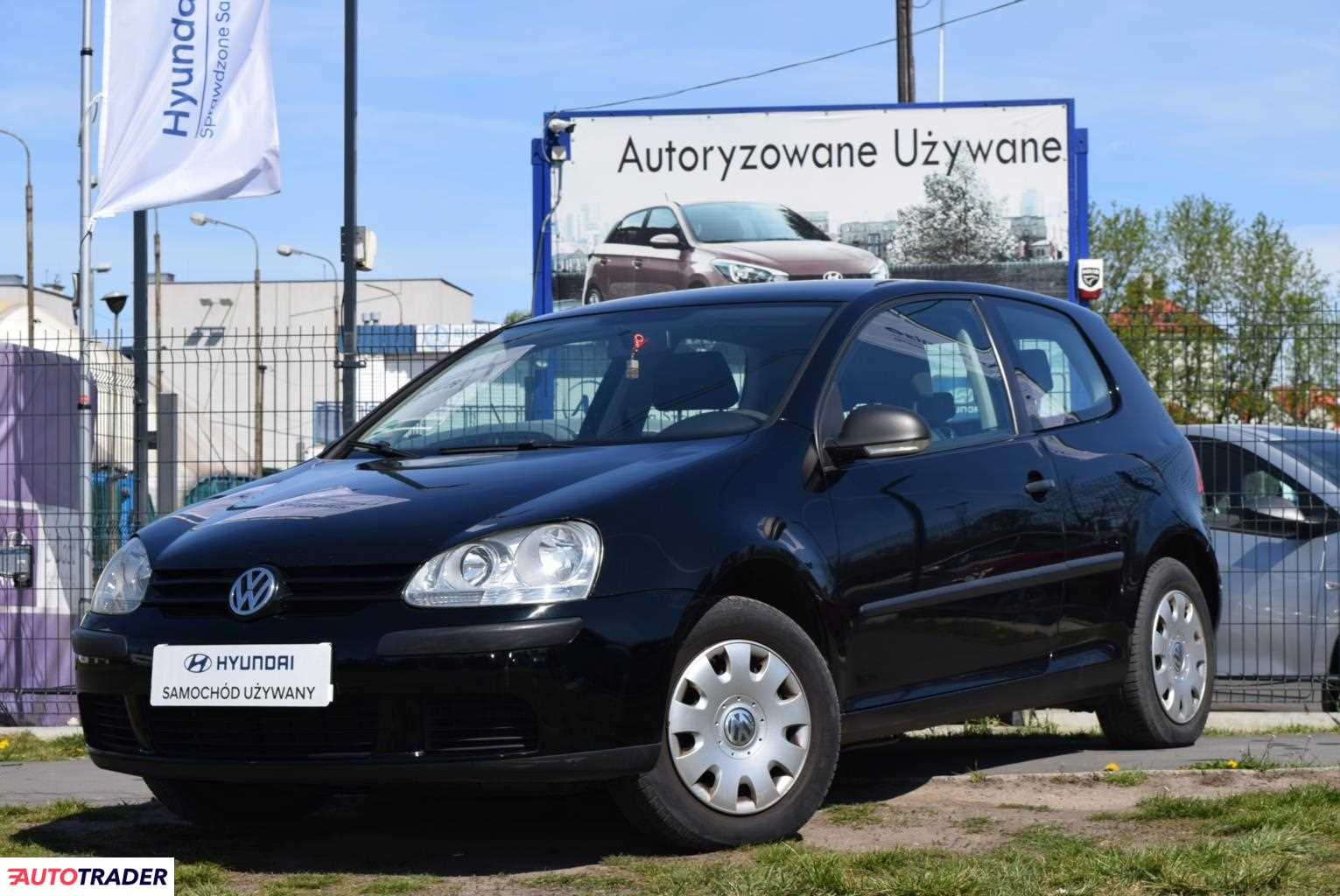 Volkswagen Golf 2007 1.9 90 KM