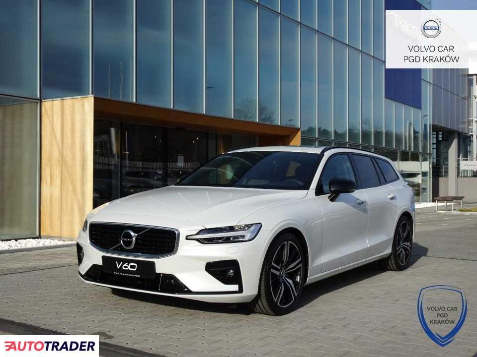 Volvo V60 2020 2.0 250 KM
