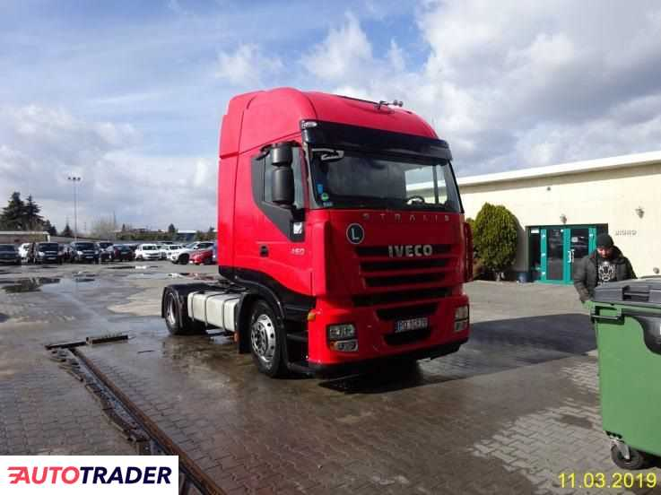 Iveco STRALIS AS 440S46 T/FP-LT 4x2
