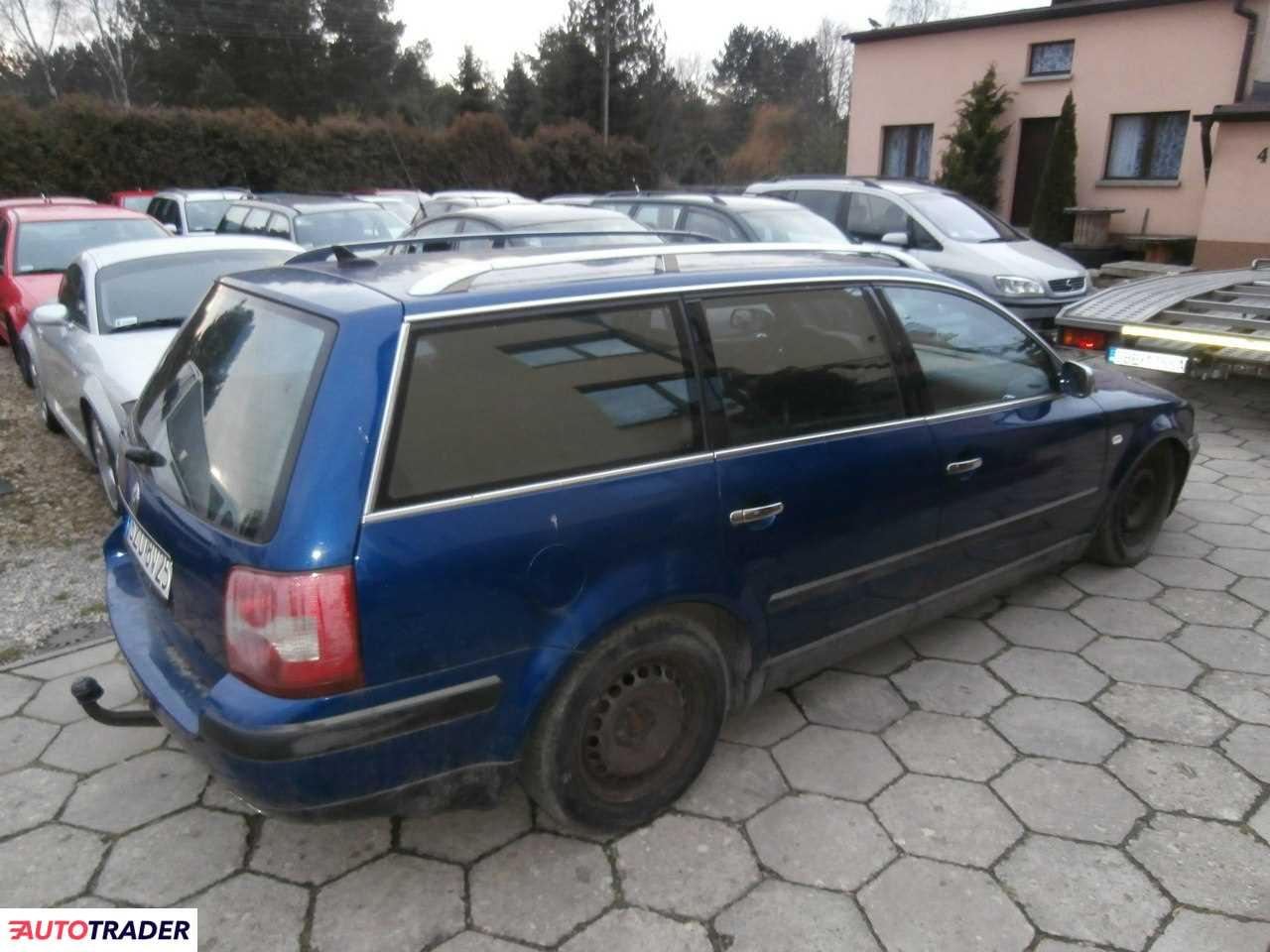 Volkswagen Passat 2000 2 116 KM
