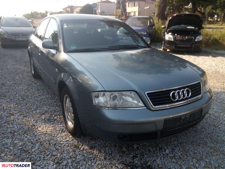 Audi A6 1999 165 KM