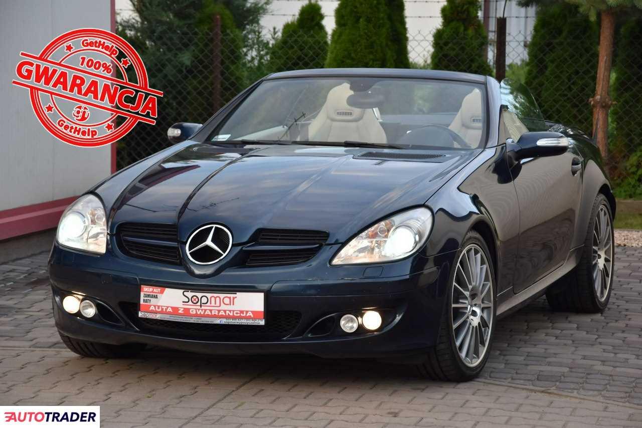 Mercedes SLK 2006 3.5 272 KM