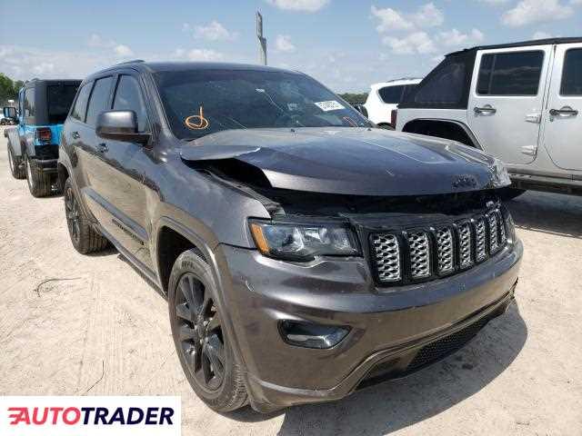 Jeep Grand Cherokee 2019 3
