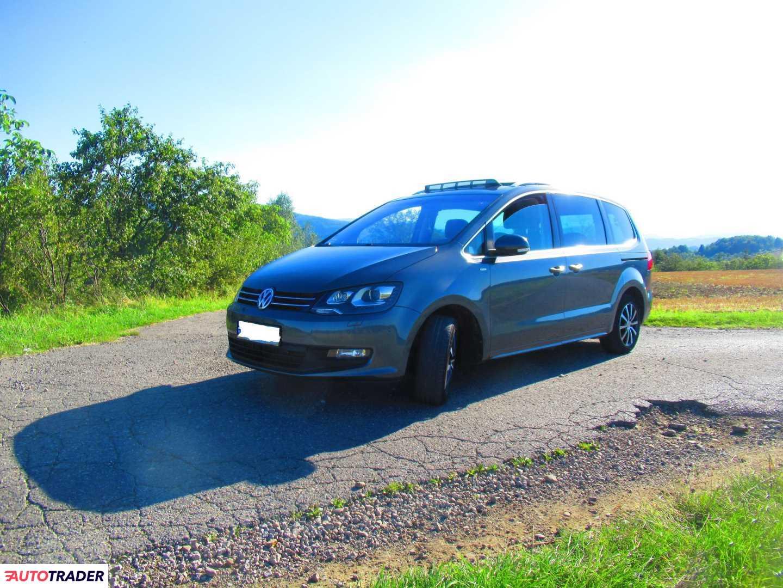 Volkswagen Sharan 2013 2 177 KM