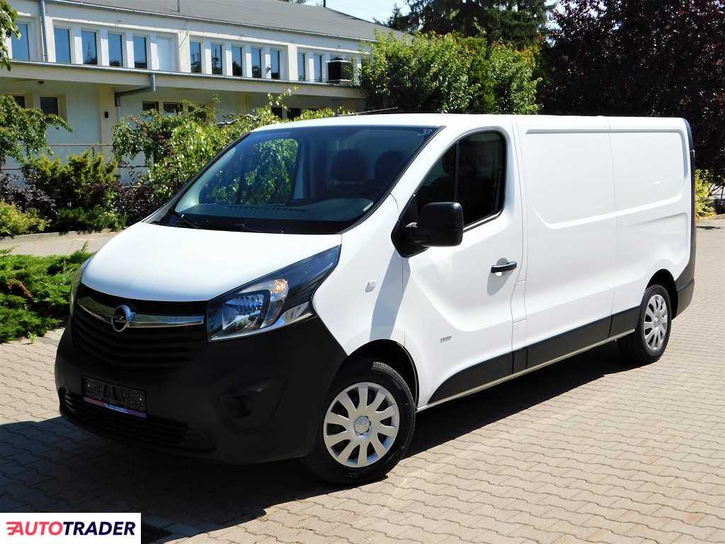 Opel Vivaro 2017 1.6