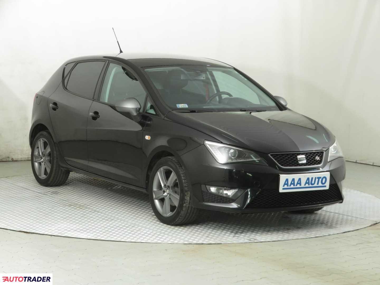 Seat Ibiza 2015 1.2 103 KM