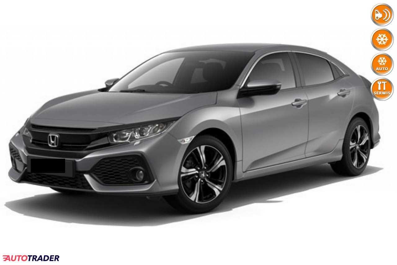 Honda Civic 2019 1 129 KM