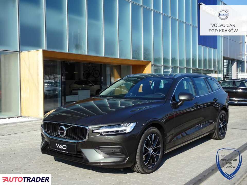 Volvo V60 2020 2.0 150 KM
