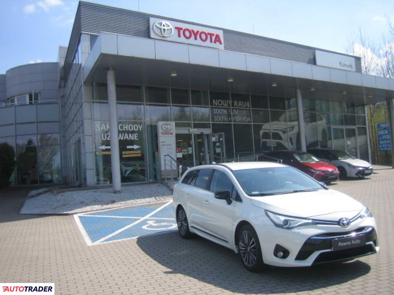 Toyota Avensis 2017 1.8 147 KM